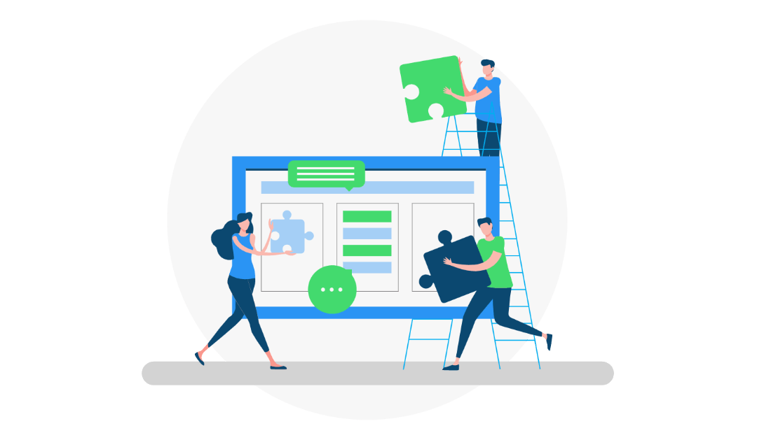 integrating marketing components