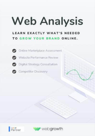 free website analysis request
